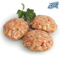 Μπιφτέκι κοτόπουλο Ελληνικό