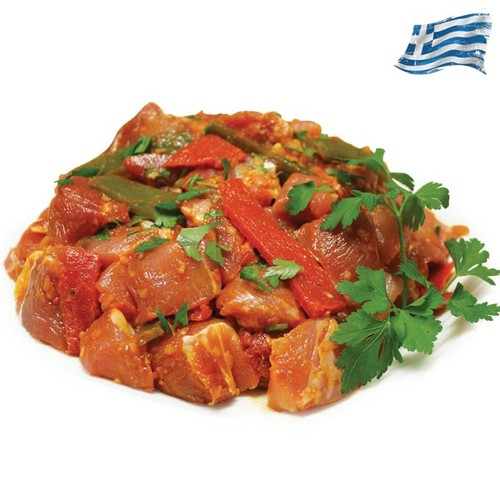 Τηγανιά Χοιρινή Ελληνική